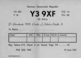 My Y39XF QSL-card